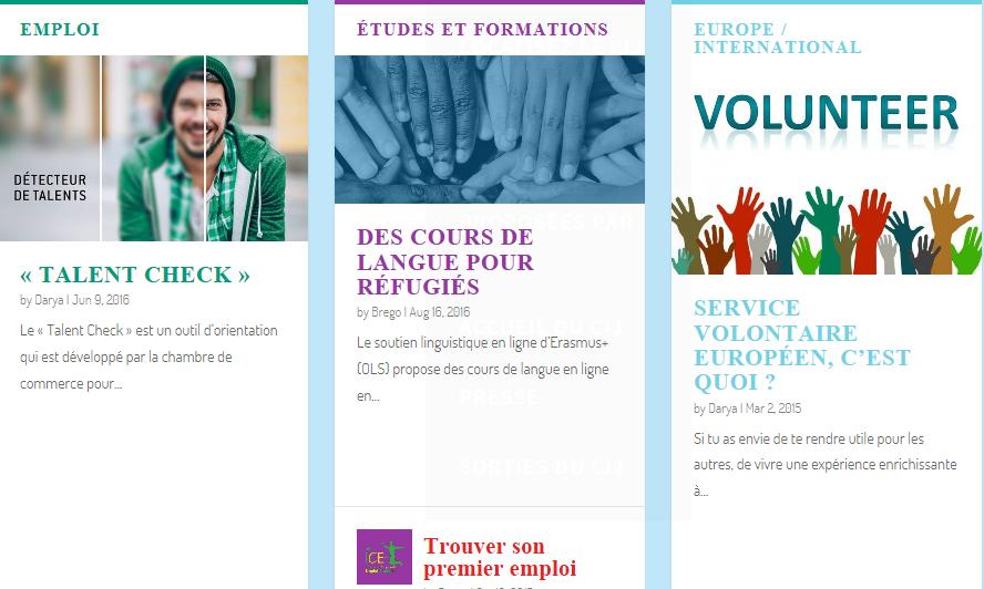 centre info jeunes logo