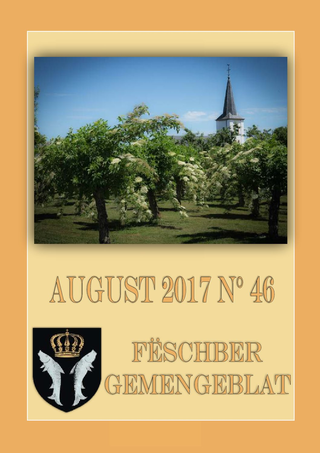 August 2017 Gemengeblat No. 46