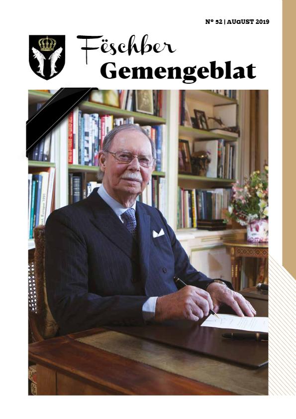 August 2019 Gemengeblat No. 52