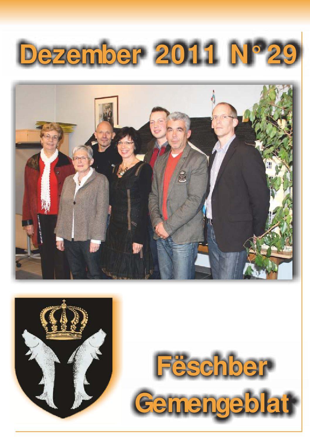 Dezember 2011 Gemengeblat No. 29