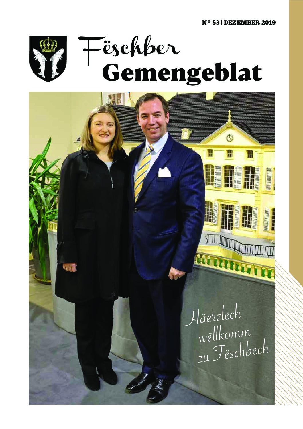 Dezember 2019 Gemengeblat No. 53