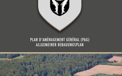 BROCHURE PLAN D'AMÉNAGEMENT GÉNÉRAL (PAG)