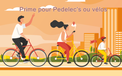 Prime pour Pedelec's ou vélos