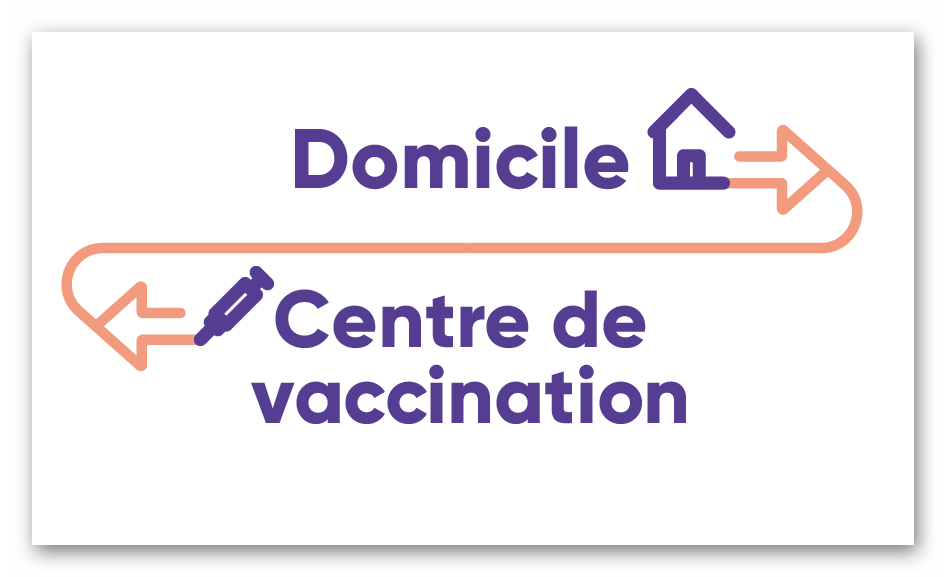 Bummelbus transport - Centre de vaccination